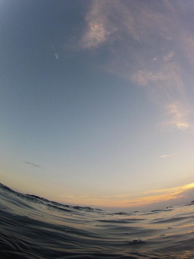 魚突きの海イメージ