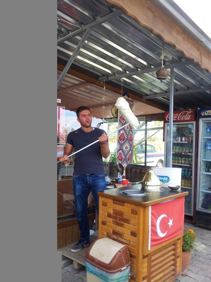 トルコアイス