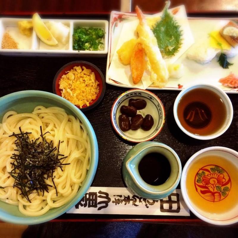 うどん県料理