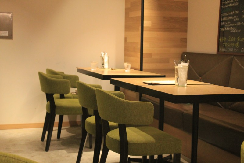 eu食堂テーブル