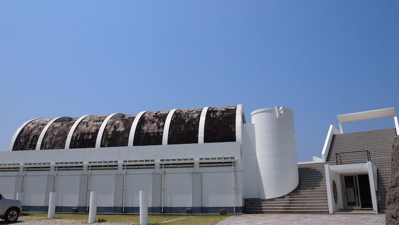 新島ガラスアートセンター