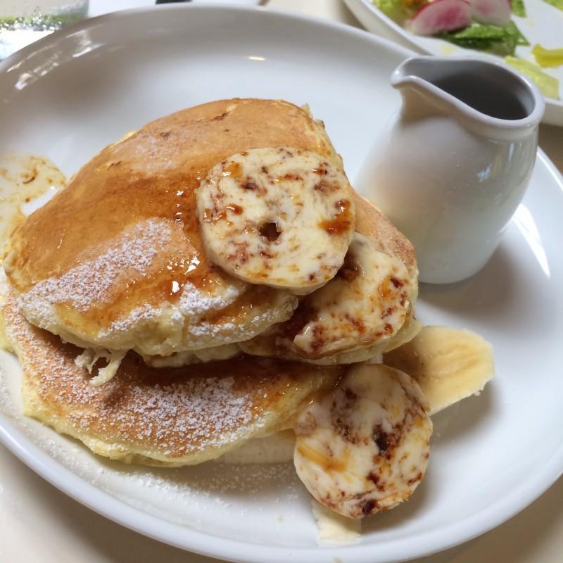 ハワイ朝食-1
