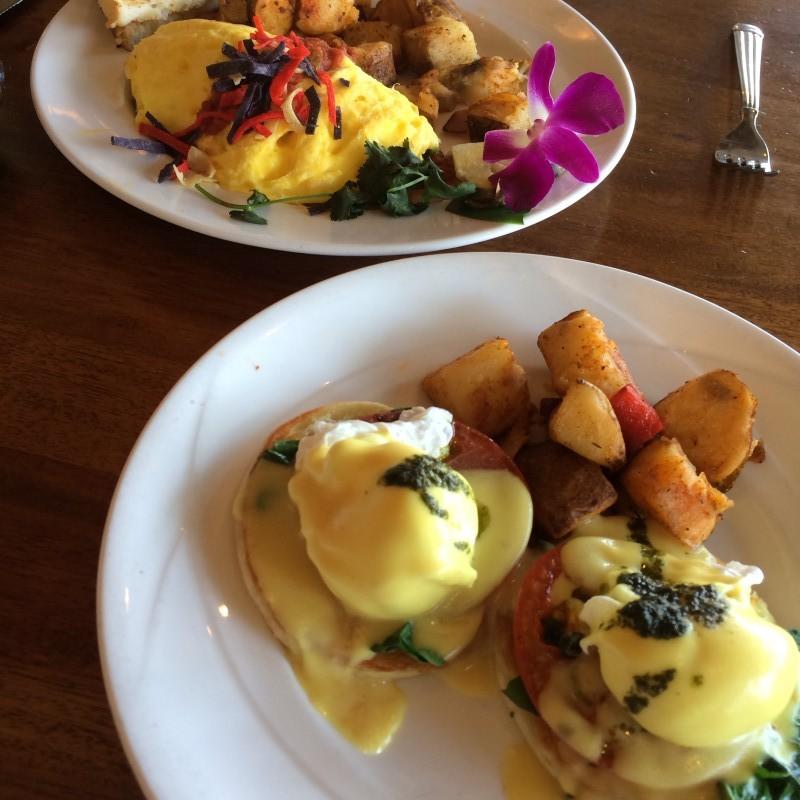 ハワイ朝食-6