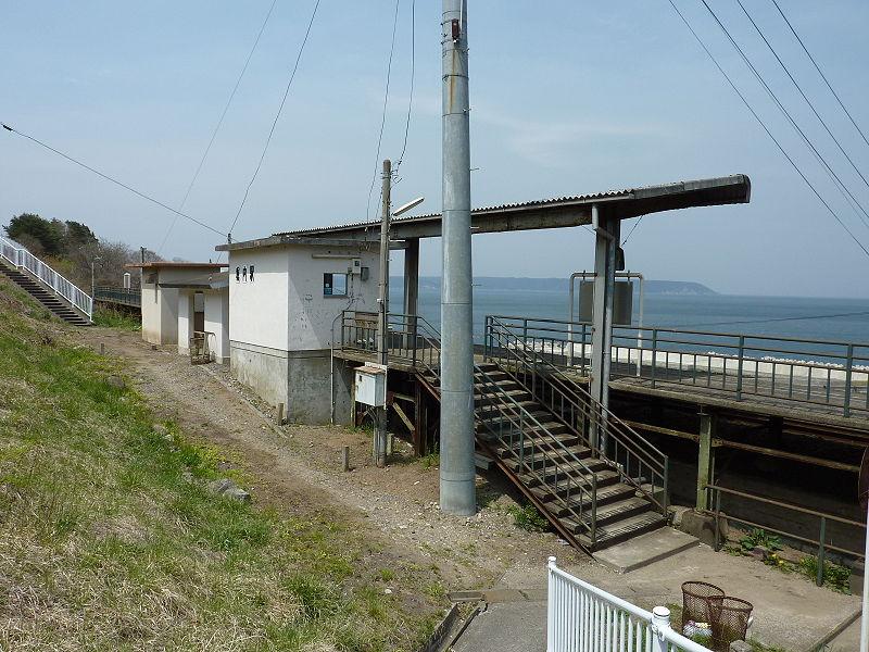 あまちゃん駅