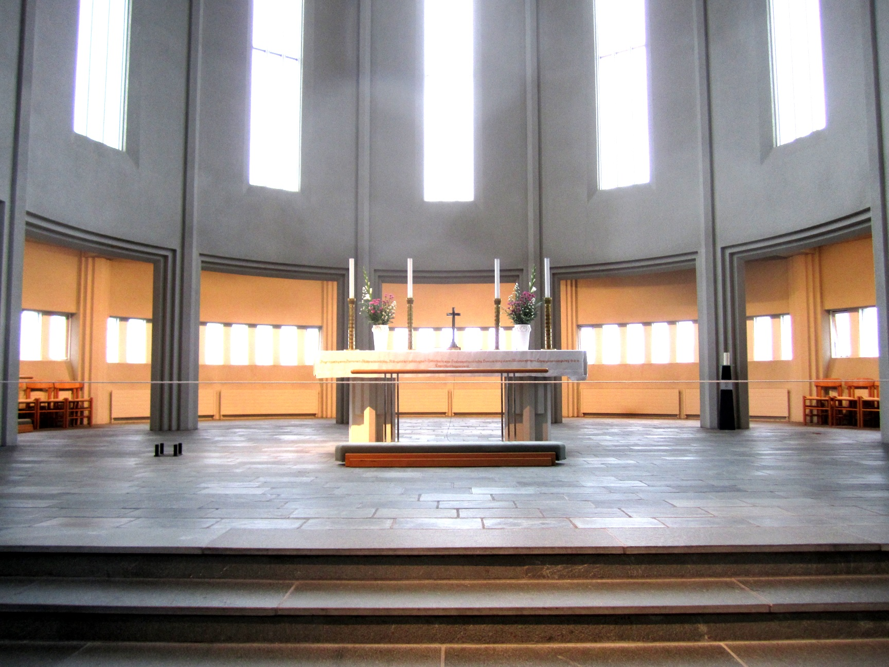 ハットルグリムス教会中