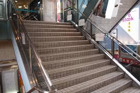 あまちゃん 階段