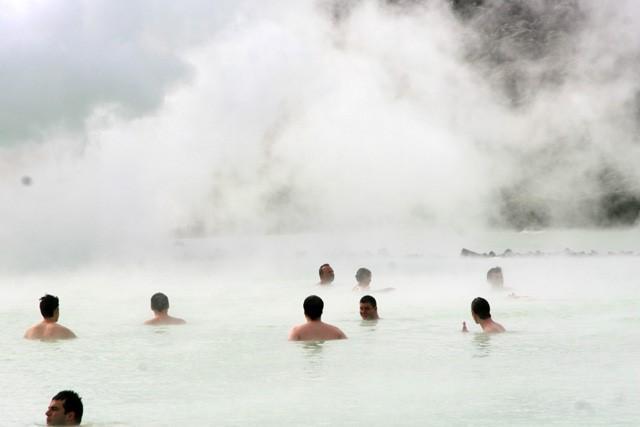 アイスランド温泉