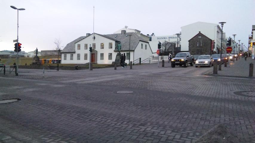 アイスランド町