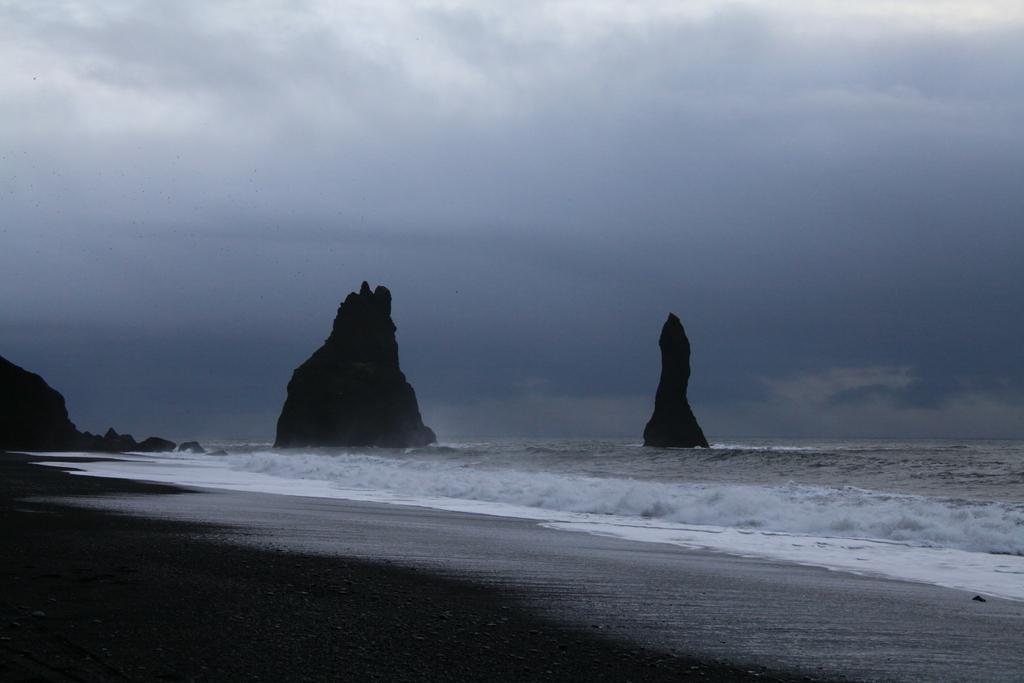 アイスランド海辺