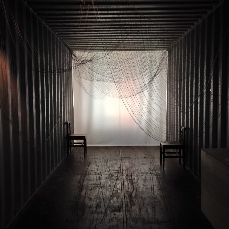 東京デザイナーズウィーク2013 空間インスタレーション