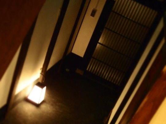 「京町家」かがりや 玄関