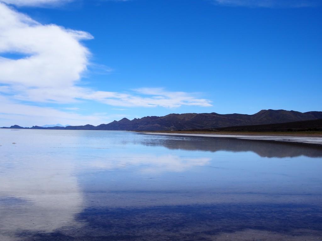 ウユニ塩湖②