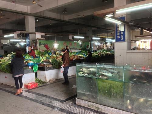上海 公設市場