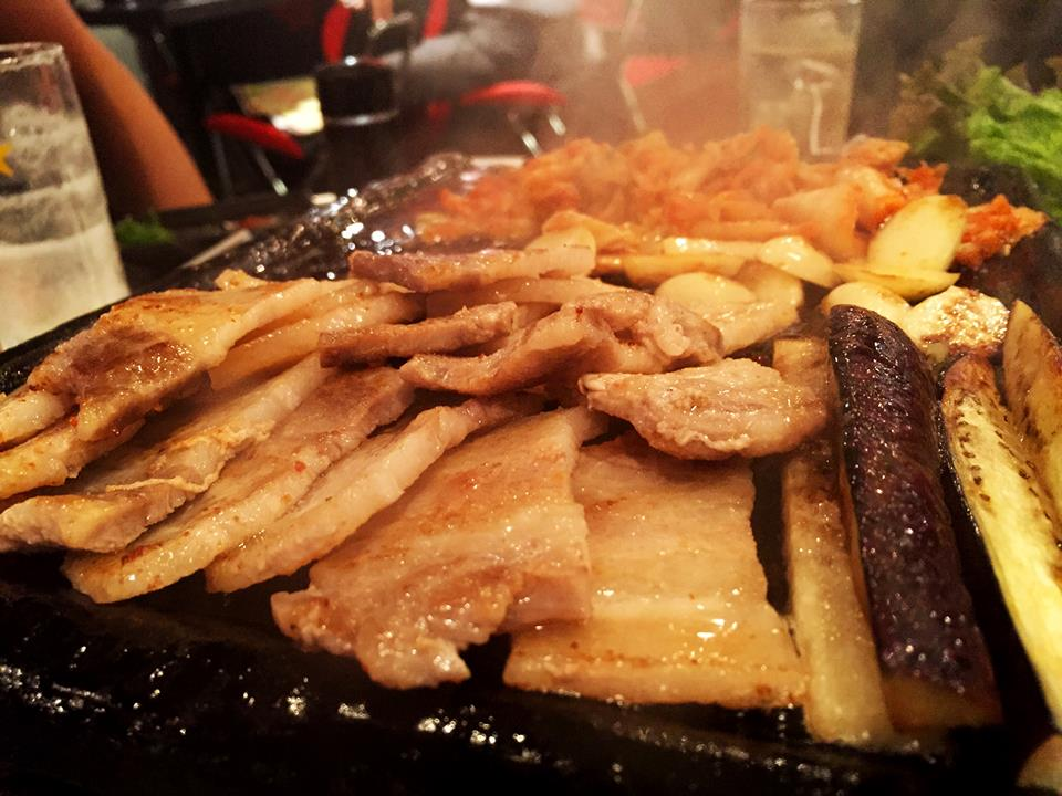 【東京○○食べ放題】圧倒的肉厚感!サムギョプサルが食べ放題の五反田・デジ屋