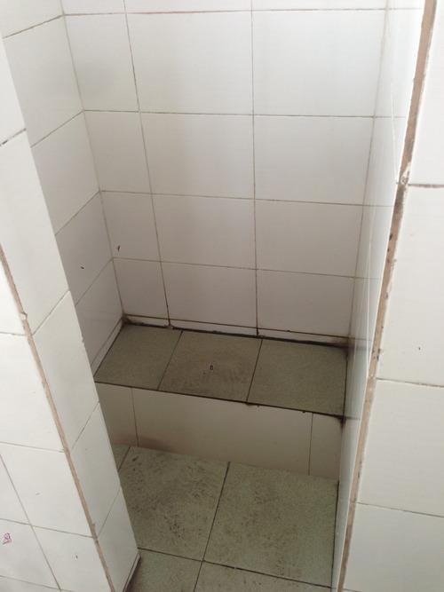 上海 トイレ
