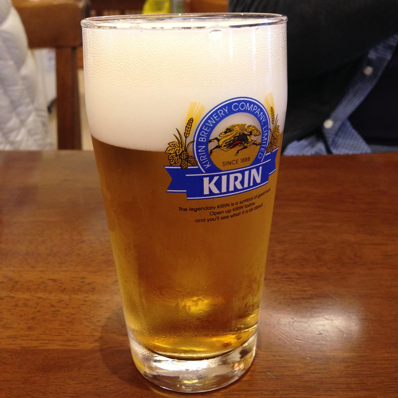 一番搾りとれたてホップ生ビール