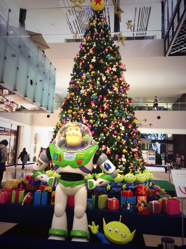 クリスマスツリー・トイストーリー