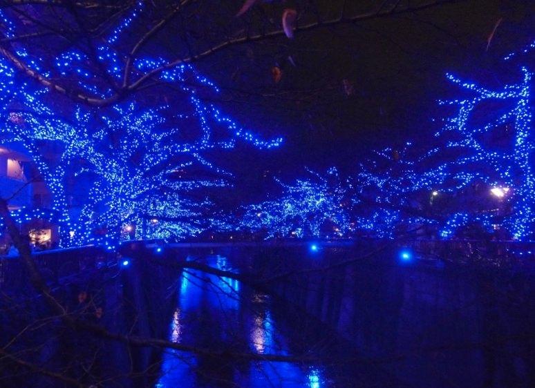 中目黒 青の洞窟