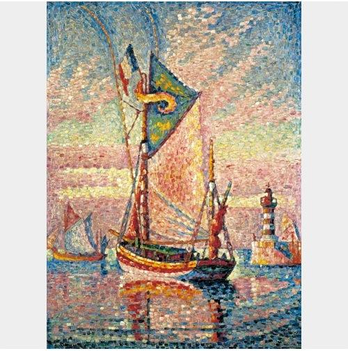 10歳、恋したのは、ポール・シニャック。―アートとわたし、ふたり旅。