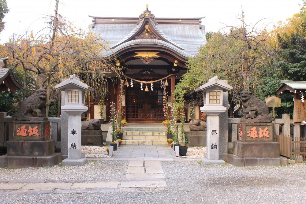 北野神社②