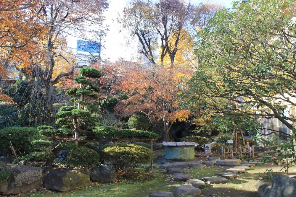 待乳山聖天庭園