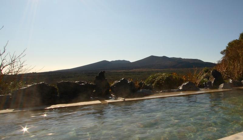 大島温泉ホテルの温泉