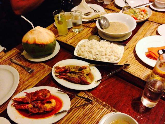 Cebu food