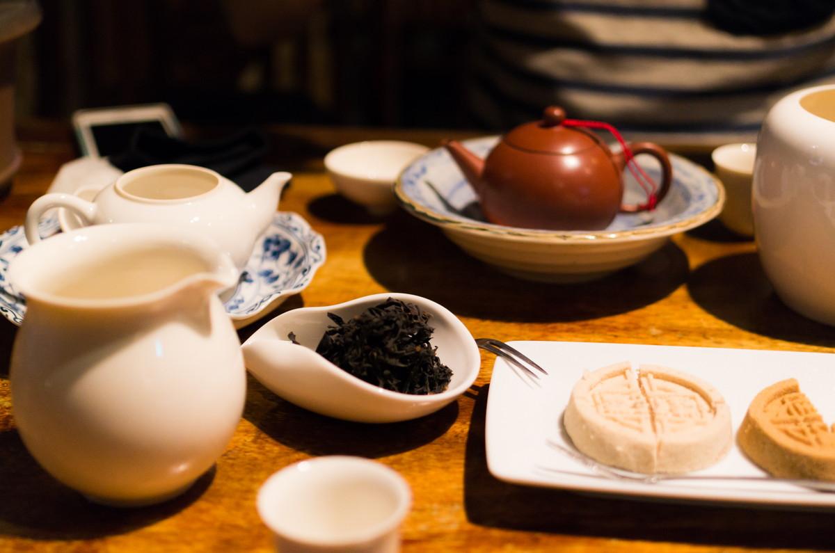淡水紅楼工夫茶