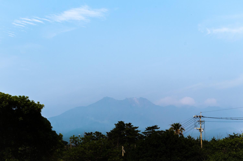 桜島・御岳