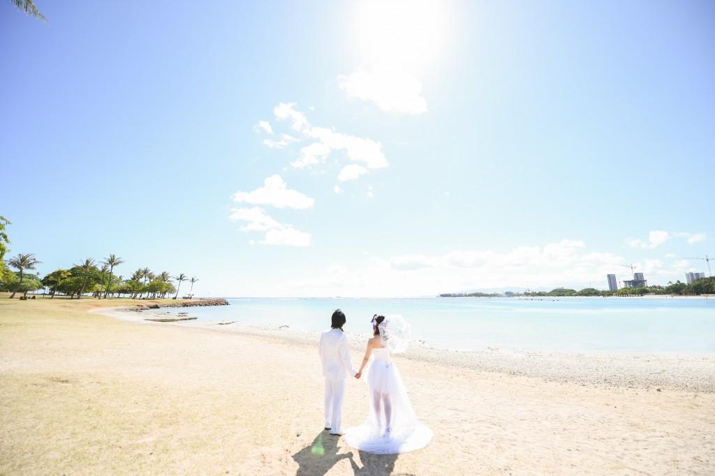 【ハワイ】ハネムーンを1人25万円以下でリーズナブルに楽しむ方法(オアフ島)