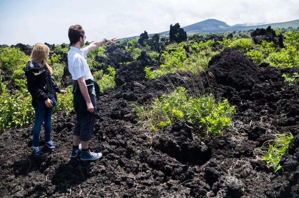 """【伊豆大島・三原山】""""日本唯一""""の砂漠と活火山を持つパワースポット"""