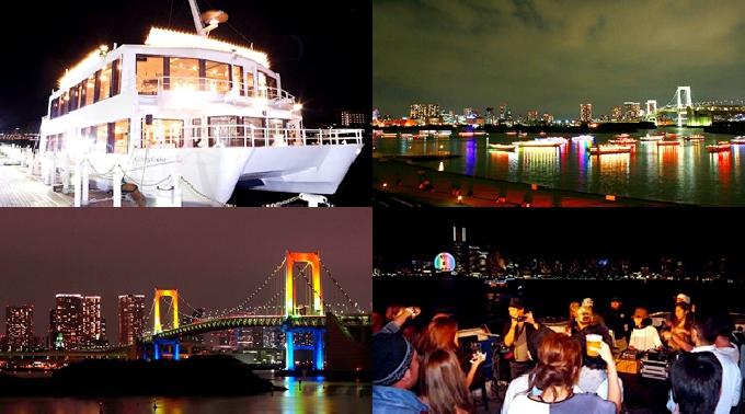 東京湾クルーズハロウィンパーティ2015