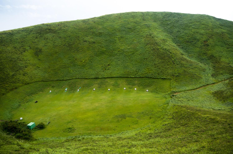 大室山アーチェリー
