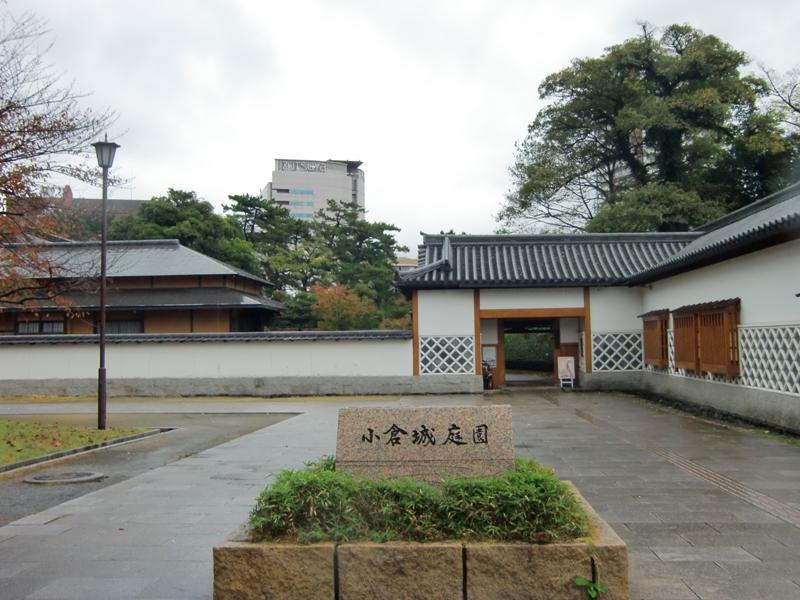 小倉城庭園1