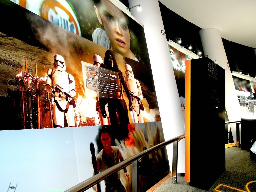 STAR WARS TOKYO SKY WALK 7