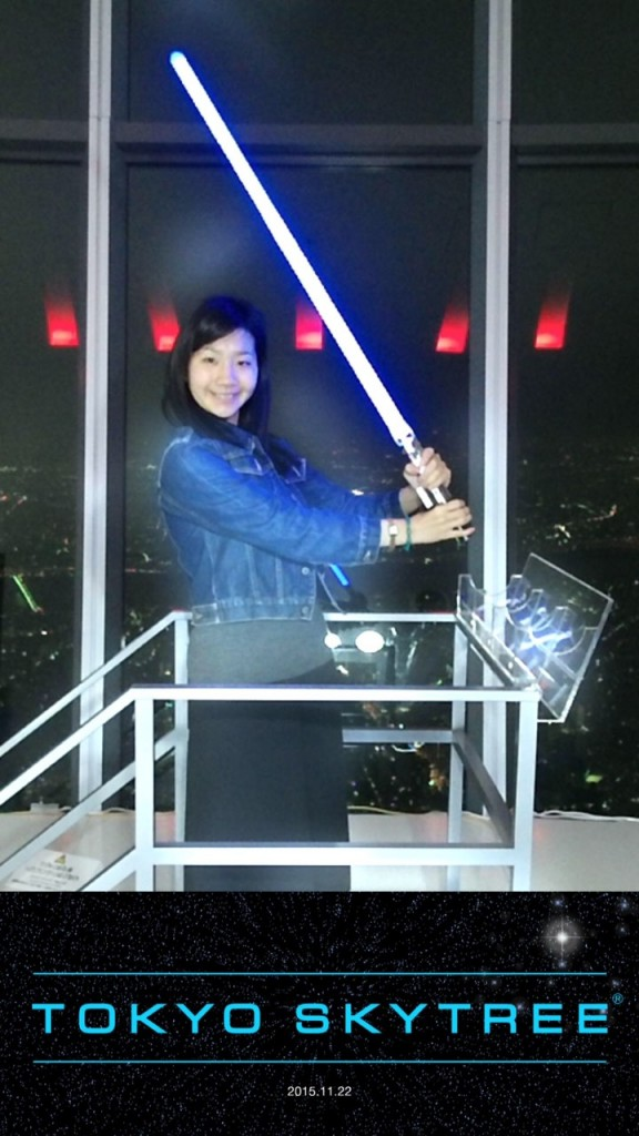 STAR WARS TOKYO SKY WALK18