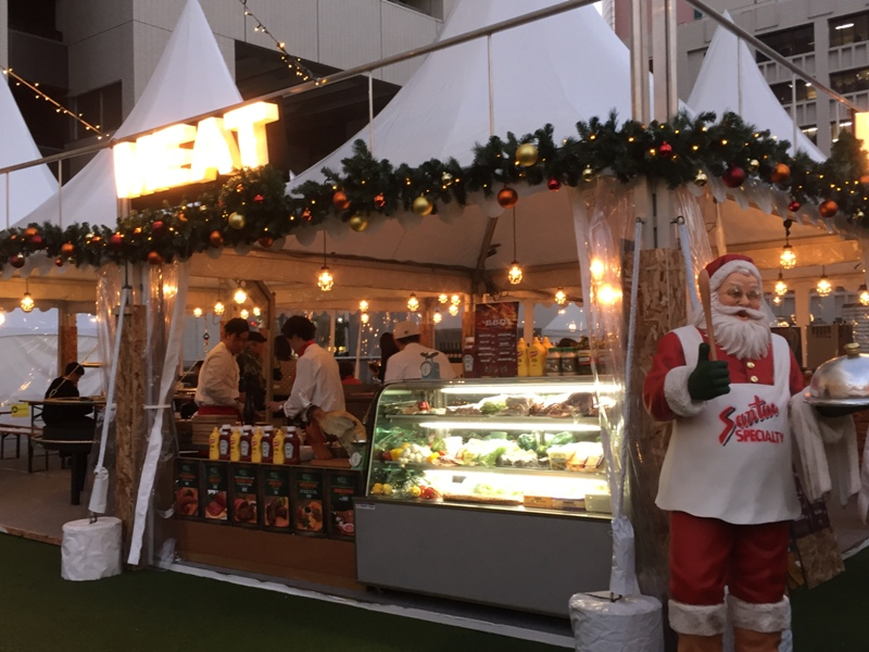 天神クリスマスマーケット6