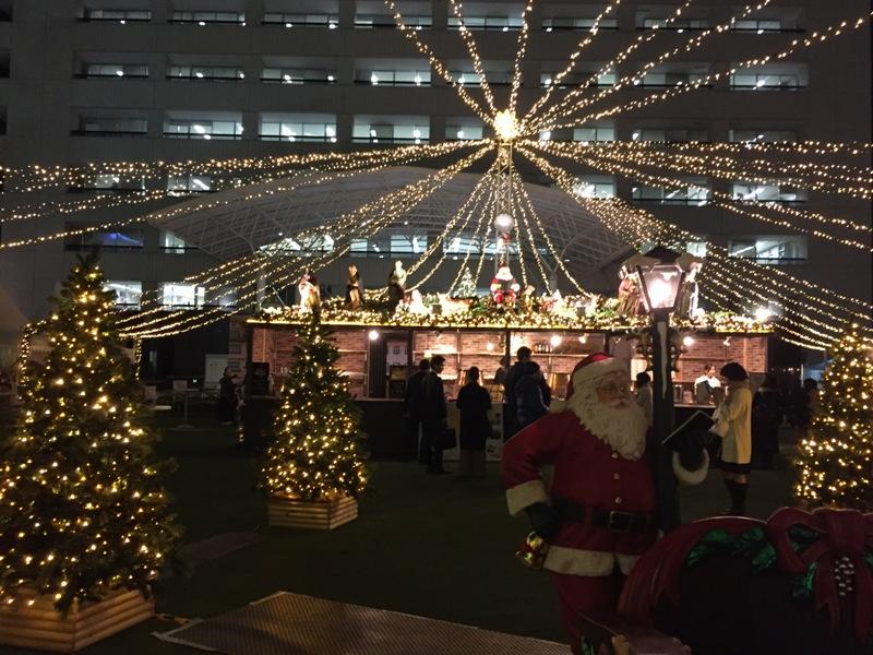 天神クリスマスマーケット3