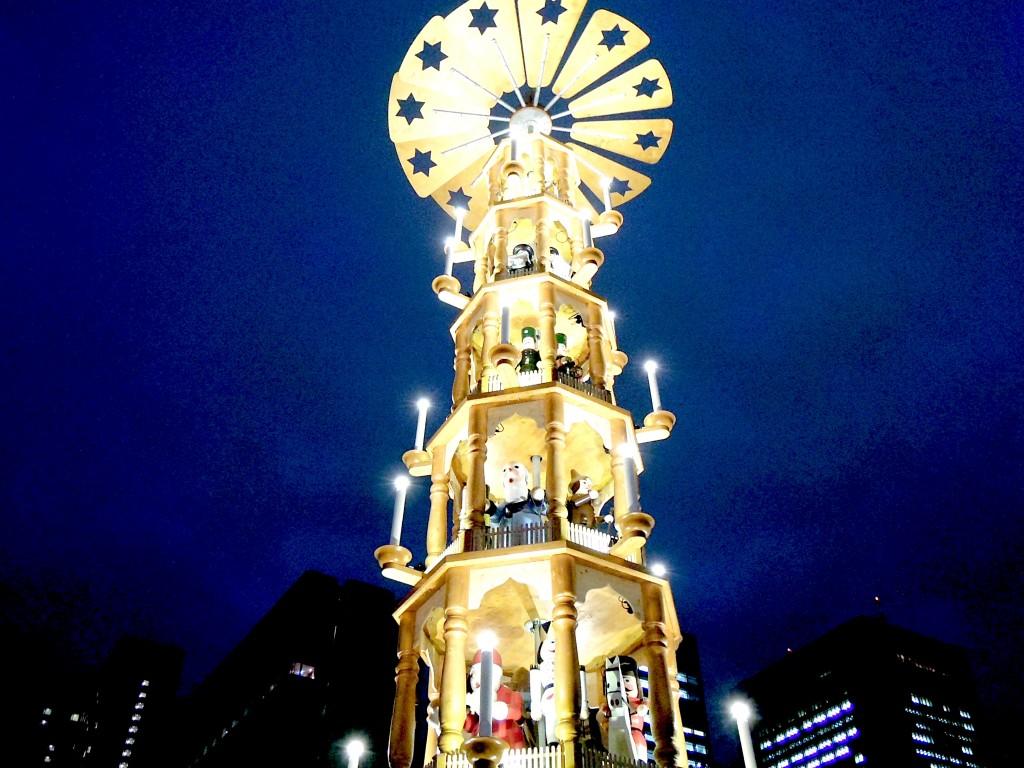 東京クリスマスマーケット2015を徹底レポート!日比谷公園でドイツを感じる。