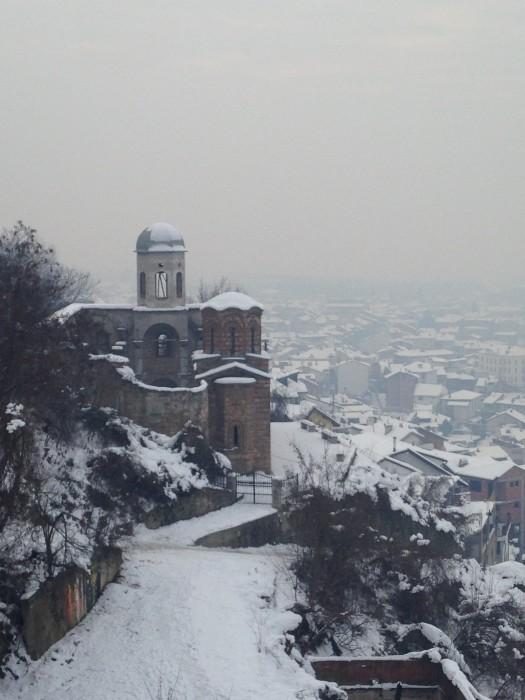 要塞の教会
