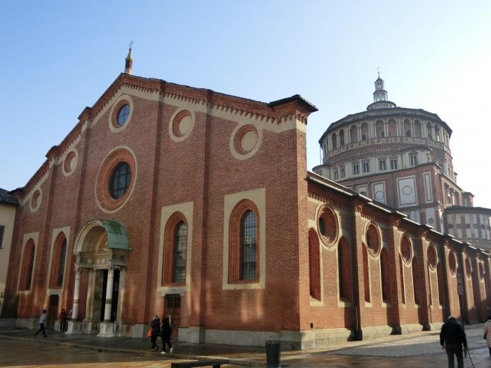 サンタ・マリア・デレ・グラツィエ教会