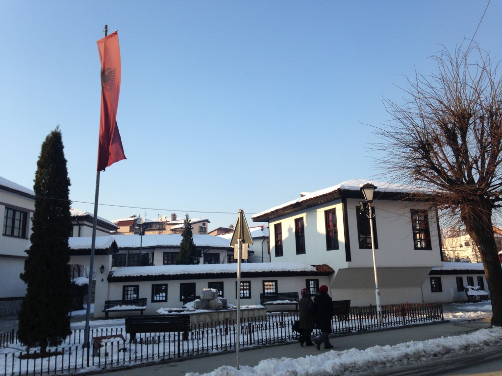 アルバニアンリーグ