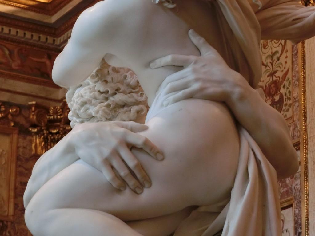 ボルゲーゼ美術館で出会う、バロックの巨匠ベルニーニ。