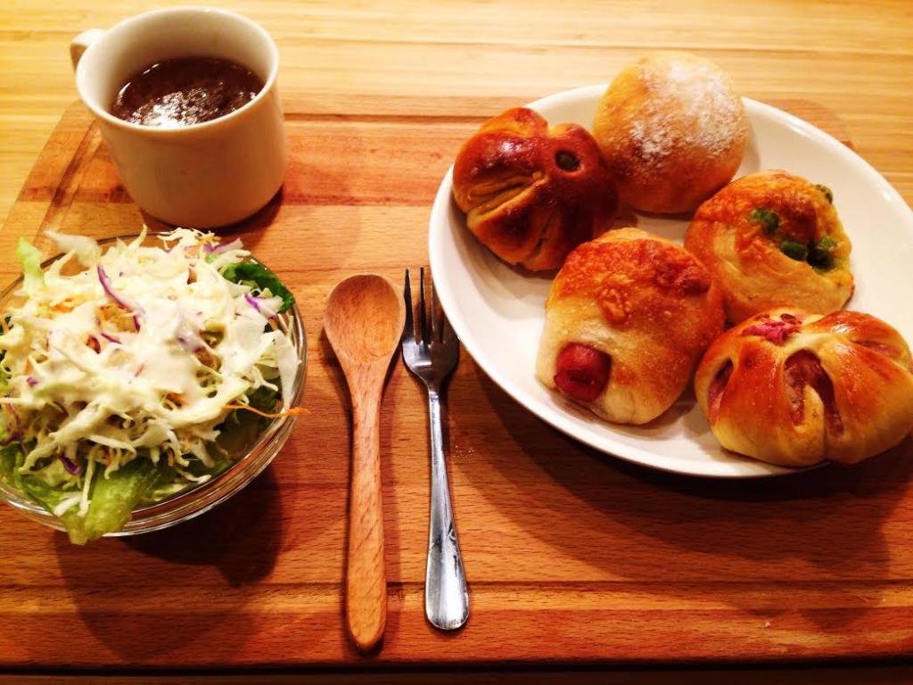 吉祥寺「ノブカフェ」は無添加焼きたてパンが1,000円以下で食べ放題!
