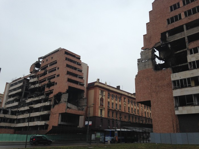 belgrade building