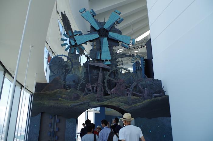 ジブリの大博覧会 空飛ぶ機械達