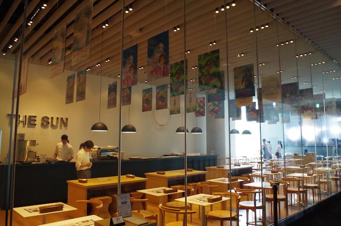 ジブリの大博覧会 レストラン