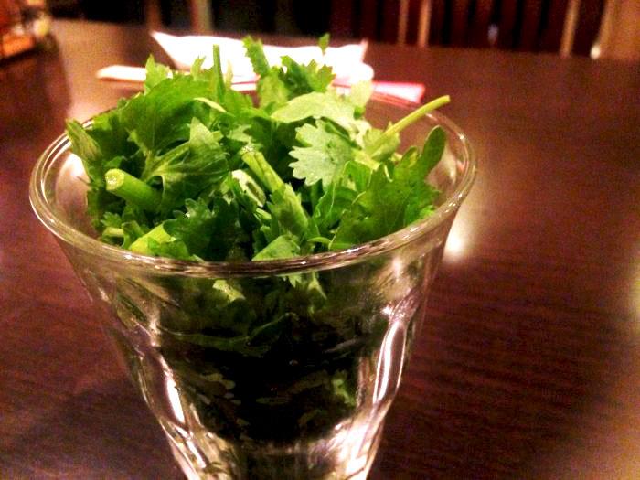 パクチー食べ放題!「Asian Tao」おしゃれな野菜ソムリエのお店にパクチー好き集合!