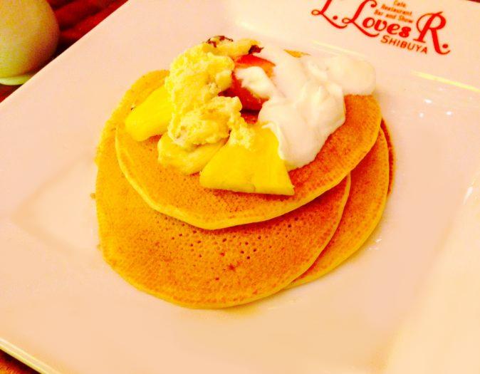 pancake1' rum