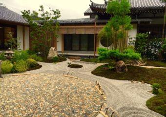 長谷寺で写経体験